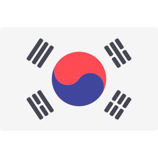 ประเทศเกาหลีใต้ / South Korea